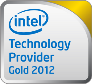 Intel Technology Provider 2012 Small Logo