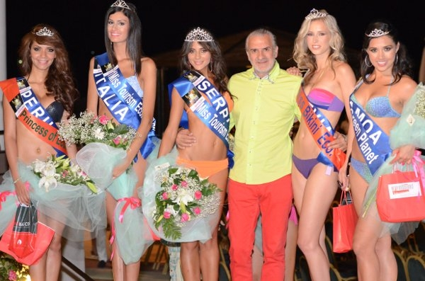 Καλλιστεία Miss International Tourism Ecologia 2012